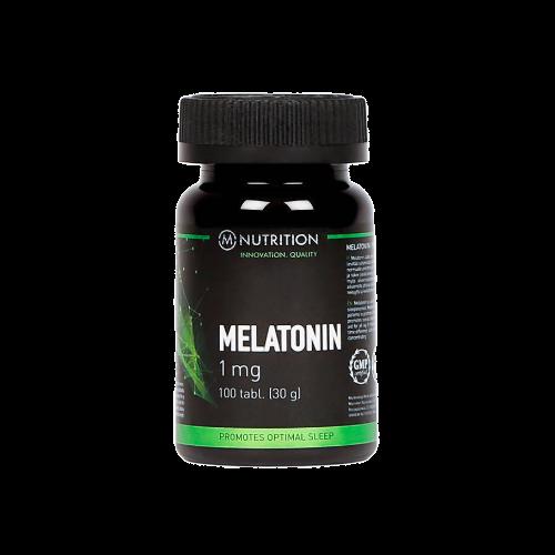 mnutrition-melatoniini